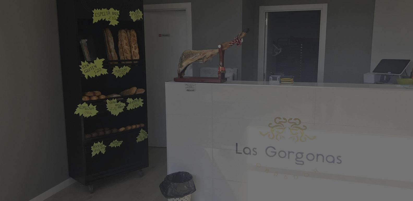 Las Gorgonas Obrador